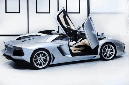 2012 Lamborghini Aventador LP700-4 roadster 17