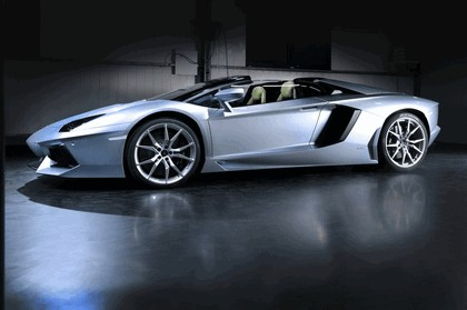 2012 Lamborghini Aventador LP700-4 roadster 20
