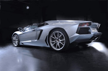 2012 Lamborghini Aventador LP700-4 roadster 21