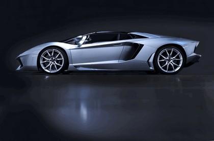 2012 Lamborghini Aventador LP700-4 roadster 22