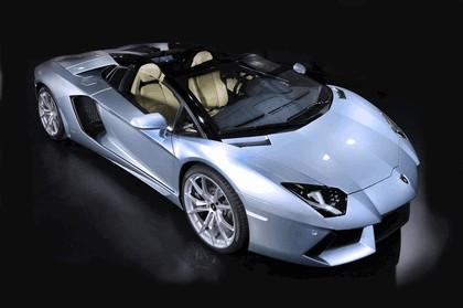2012 Lamborghini Aventador LP700-4 roadster 24