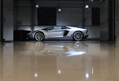 2012 Lamborghini Aventador LP700-4 roadster 26