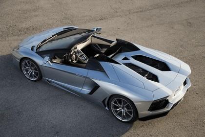 2012 Lamborghini Aventador LP700-4 roadster 36