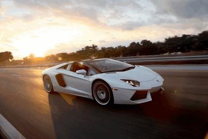 2012 Lamborghini Aventador LP700-4 roadster 39