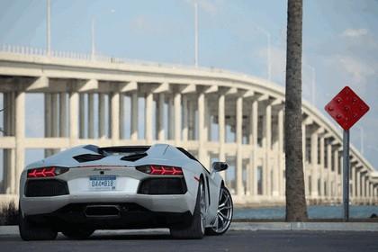 2012 Lamborghini Aventador LP700-4 roadster 47