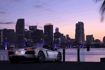 2012 Lamborghini Aventador LP700-4 roadster 48