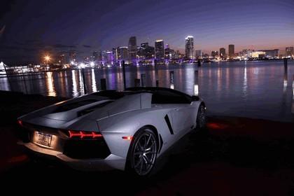 2012 Lamborghini Aventador LP700-4 roadster 49