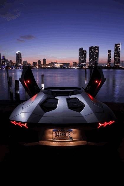 2012 Lamborghini Aventador LP700-4 roadster 50