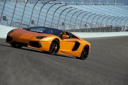 2012 Lamborghini Aventador LP700-4 roadster 60