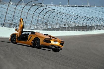 2012 Lamborghini Aventador LP700-4 roadster 61