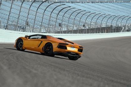 2012 Lamborghini Aventador LP700-4 roadster 62