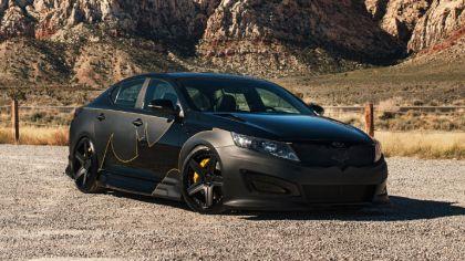 2012 Kia Optima Batman 2