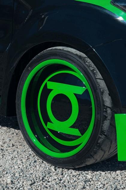 2012 Kia Soul Green Lantern 3