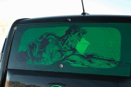 2012 Kia Soul Green Lantern 4