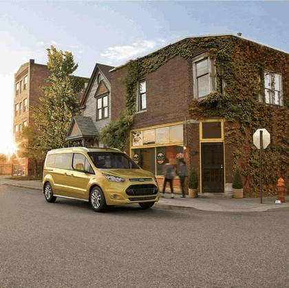 2014 Ford Transit Connect Wagon 1