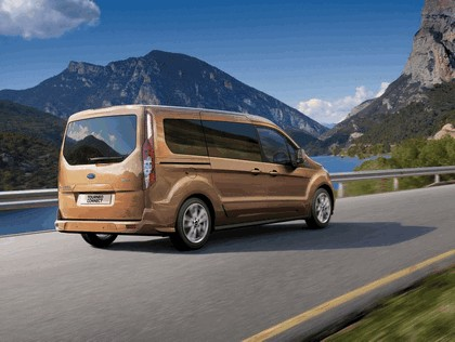 2014 Ford Transit Connect Wagon 3