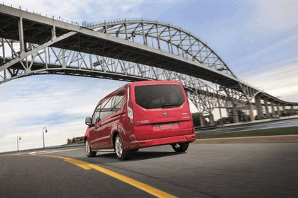 2014 Ford Transit Connect Wagon 4