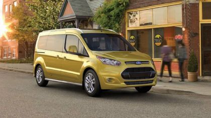 2014 Ford Transit Connect Wagon 9