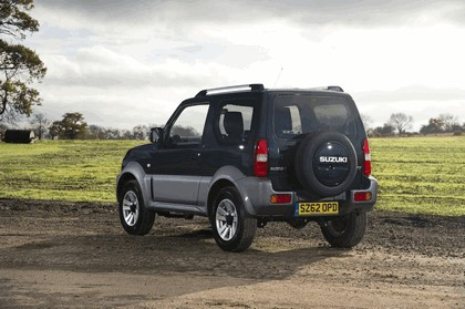 2013 Suzuki Jimny - UK version 8