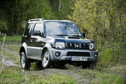 2013 Suzuki Jimny - UK version 9