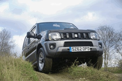 2013 Suzuki Jimny - UK version 11
