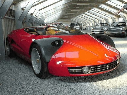 1989 Ferrari Conciso by Michalak ( based on Ferrari 328 GTS ) 2