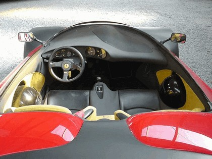 1989 Ferrari Conciso by Michalak ( based on Ferrari 328 GTS ) 3