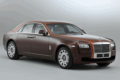 2012 Rolls-Royce Ghost One Thousand And One Nights 1
