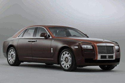 2012 Rolls-Royce Ghost One Thousand And One Nights 4