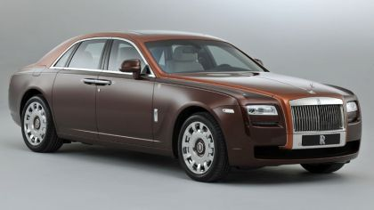 2012 Rolls-Royce Ghost One Thousand And One Nights 8