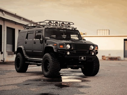 2012 Hummer H2 Project Maghum by SR Auto 1