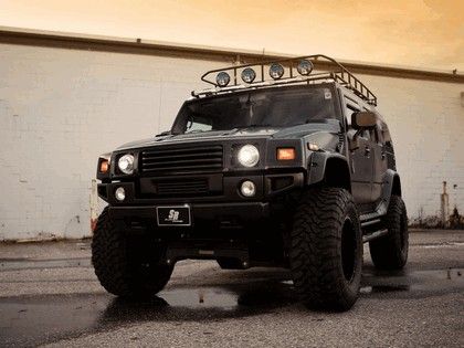 2012 Hummer H2 Project Maghum by SR Auto 4