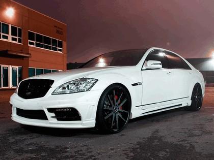 2012 Mercedes-Benz S63 ( W221 ) AMG Project Amadeus by SR Auto 1
