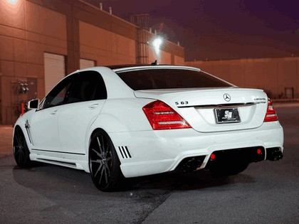 2012 Mercedes-Benz S63 ( W221 ) AMG Project Amadeus by SR Auto 5