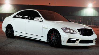 2012 Mercedes-Benz S63 ( W221 ) AMG Project Amadeus by SR Auto 9