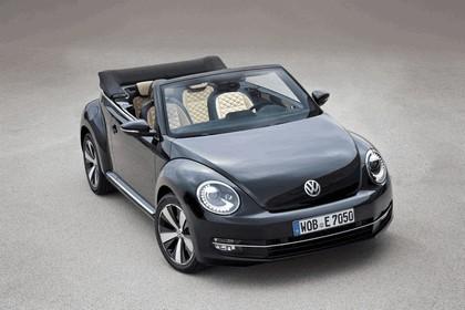 2012 Volkswagen Beetle Cabriolet Exclusive 1
