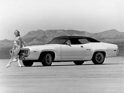 1972 Plymouth Satellite Sebring 2-door hardtop 1