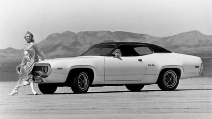 1972 Plymouth Satellite Sebring 2-door hardtop 1