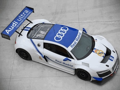 2012 Audi R8 LMS ultra GT3 - Real Madrid edition 1