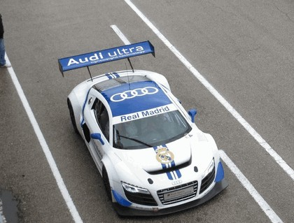 2012 Audi R8 LMS ultra GT3 - Real Madrid edition 3
