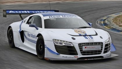 2012 Audi R8 LMS ultra GT3 - Real Madrid edition 5
