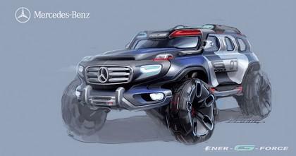 2012 Mercedes-Benz Ener-G-Force concept 1