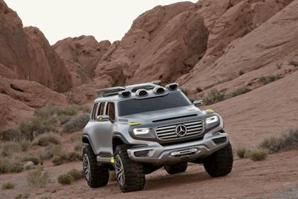 2012 Mercedes-Benz Ener-G-Force concept 7