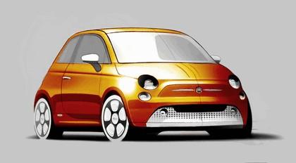 2013 Fiat 500e - USA version 20