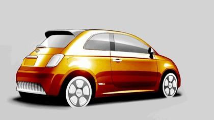 2013 Fiat 500e - USA version 21