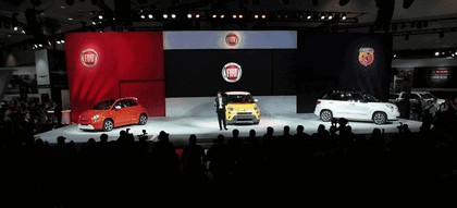 2013 Fiat 500e - USA version 37