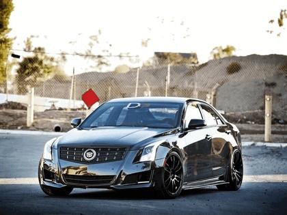 2012 Cadillac ATS by D3 1