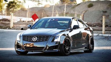 2012 Cadillac ATS by D3 4