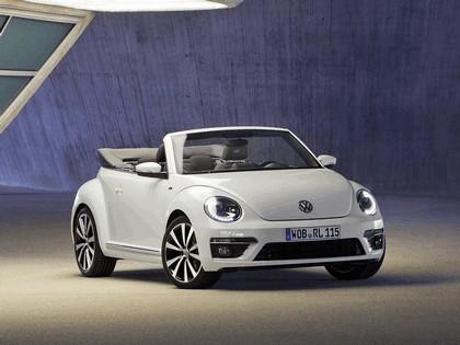 2012 Volkswagen Beetle cabriolet R-Line 1