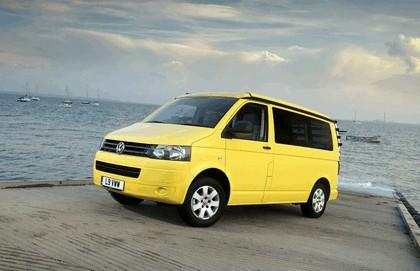 2012 Volkswagen T5 California - UK version 1